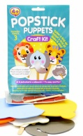 Kreativní sada Popstick Puppets