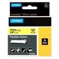 DYMO páska D1 RHINO 19mm x 3,5m černo/žlutá