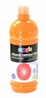 Temperová barva 1L oranžová