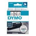 DYMO páska D1 40913 9mm x 7m černo/bílá