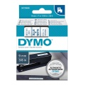 DYMO páska D1 40914 9mm x 7m modro/bílá