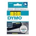 DYMO páska D1 40918 9mm x 7m černo/žlutá