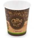 Kelímek 280ml na kávu papírový 50ks