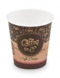 Kelímek 200ml na kávu papírový 50ks