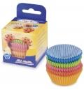 Cukrářské košíčky 35x20mm mix barev 100ks