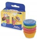 Cukrářské košíčky 24x19mm mix barev 200ks