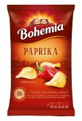 Bohemia Chips paprika 150g