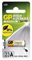 Alkalická baterie GP 23A