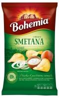Bohemia Chips smetana s cibulí 150g