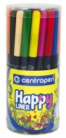 Centropen 2521 Happy liner 36ks