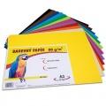 Barevné papíry A3 80g 60ls mix barev