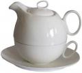 Čajová souprava porcelánová