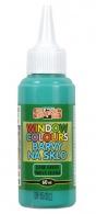 Barva na sklo 60ml tmavě zelená