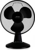 Ventilátor stolní Sencor SFE 3011BK 30cm