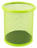 Stojánek kovový drátěný limetkově zelený