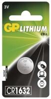 Knoflíková baterie GP Lithium CR1632