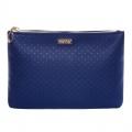 Kosmetická taška Blue Tringles plochá