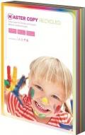 Barevné papíry A4 80g EKO MASTER 10 barev