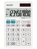 Kalkulačka SHARP EL-377W bílá