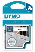 DYMO páska D1 16959 12mm x 5,5m permanent bílá