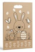 Dárková papírová taška Velikonoční