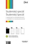 Studentský speciál A4, 5 x 20 listů
