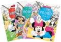 Omalovánka A4 Disney maluj vodou