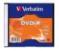 DVD-R Verbatim 4,7GB/16x 20-pack slim