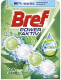 Bref Power Aktiv WC závěs Mint 50g