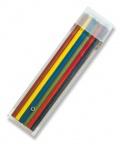 Náhradní tuhy do pastelek SCALA 12 barev