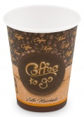 Kelímek 420ml na kávu papírový 50ks
