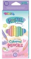 Pastelky Colorino Pastel 10 barev