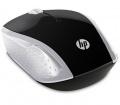 Myš bezdrátová HP 200 Pike Silver