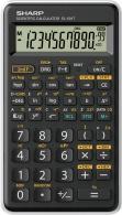 Kalkulačka  Sharp EL-501TVL fialová