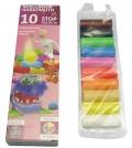Plastelína Koh-i-Noor Stop Bacteria 10 barev