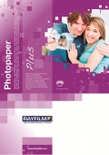 RAYFILM FOTO A4 lesklý jednostranný RO216 170g