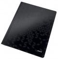 Desky s rychlovazačem Leitz WOW černé