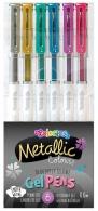 Gelový roller Colorino Metalic 10ks
