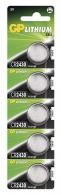 Baterie GP Lithium CR2430 3V 5ks