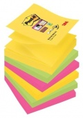 Bloček 76x76 ZZ 3M Post-IT R330 6x100listů