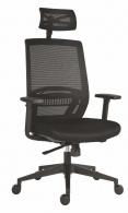Kancelářská židle ABOVE černá