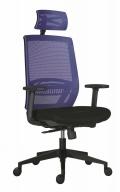 Kancelářská židle ABOVE modrá