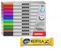AKCE Kores K-Marker WhiteBoard W1 10ks