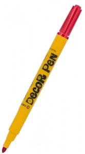 Centropen 2507 Whiteboard marker červený