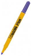 Centropen 2738 Decor Pen fialový