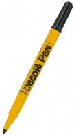 Centropen 2738 Decor Pen černý