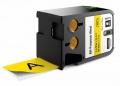 DYMO XTL páska 1868774 41mm 7m černo/žlutá