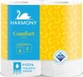 Toaletní papír HARMONY COMFORT 4ks