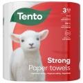 Papírové utěrky TENTO EXTRA STRONG 2ks