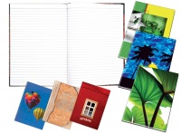 Záznamní kniha šitá A5 150 listů linkovaná